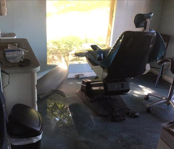 Fire Damage to River Dental Office and Equipment