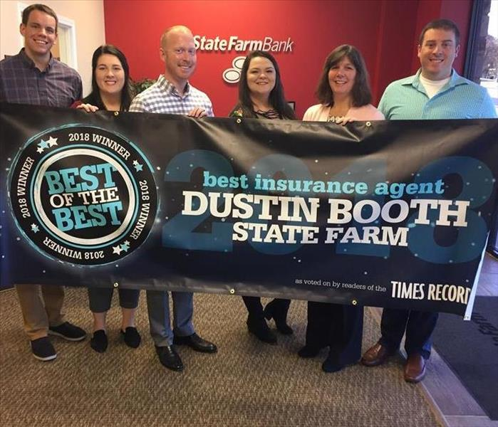 Dustin Booth State Farm