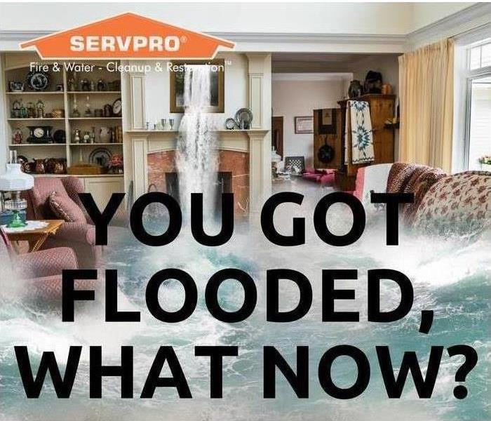 Storm Damage If your Van Buren home floods after a storm, SERVPRO will be there with the help you need.
